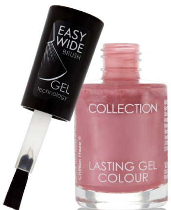 shital-jethva_Collection lasting gel light pink nail color from collection cosmetics uk