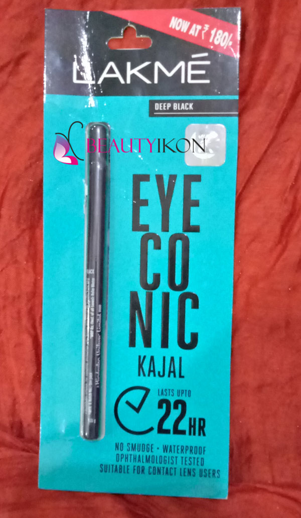 Lakme-Eyeconic-Kajal-Deep-Black-kajal-22-hr-review-by-shital-jethva-on-beautyikon