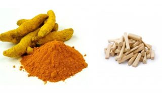 Turmeric and Sandlewood